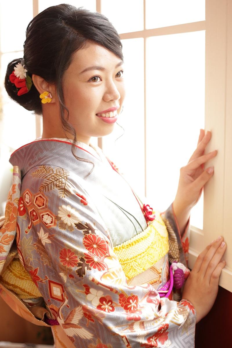 【振袖に合うピアス/イヤリングとは? 千葉県香取市の谷屋呉服店です。】