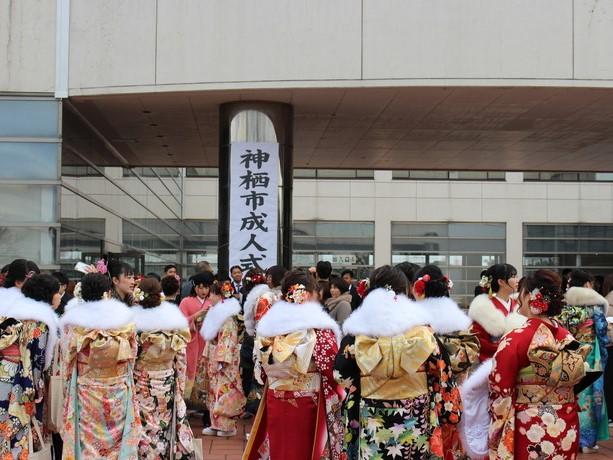 【2020年 神栖市の成人式日程が発表されました! 千葉県香取市の谷屋呉服店です】