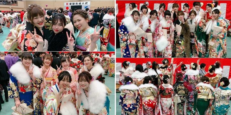 【2021年/香取市の成人式開催と日程が発表されました! 香取市の谷屋呉服店です】